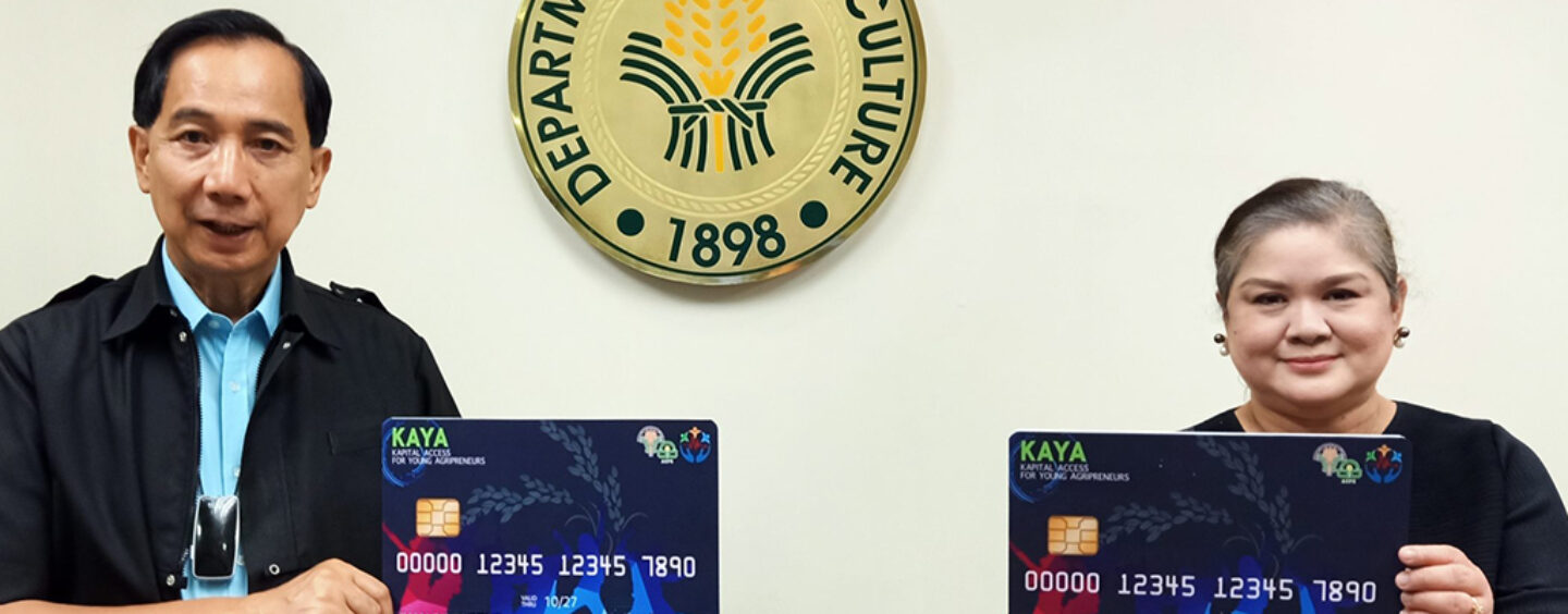Philippines' Department of Agriculture Enlists PayMaya for Loan Disbursement