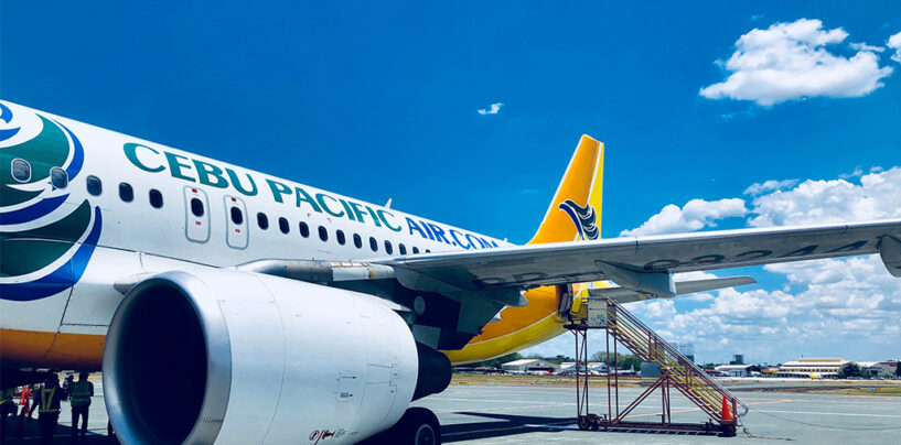 Philippines Airline Cebu Pacific Opts for Cellpoint Digital's Payment Platform