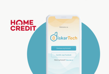 Home Credit Ties up With RCBC's DiskarTech App to Disburse Cash Loans