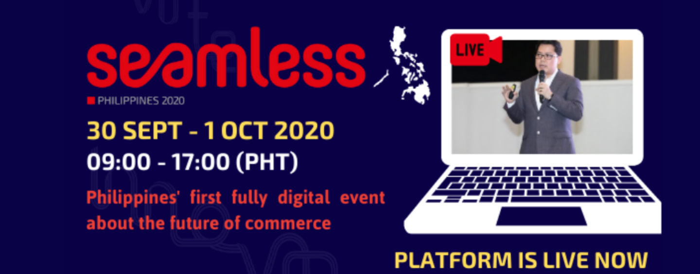 Seamless Philippines to Discuss the Future of Payments, E-Commerce and Fintech