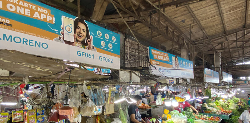 Quezon City's Public Market Embraces Digital Payments With DiskarTech App