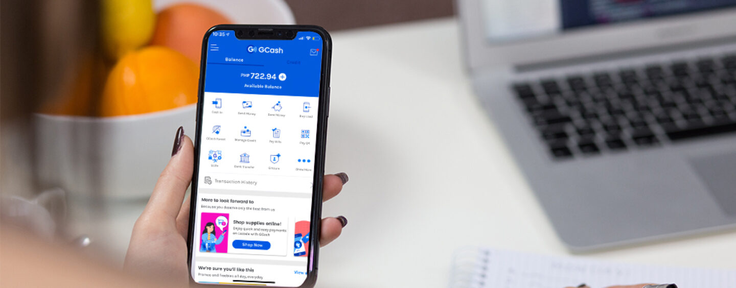 GCash Pushes Its Way to the Top of Local App Rankings