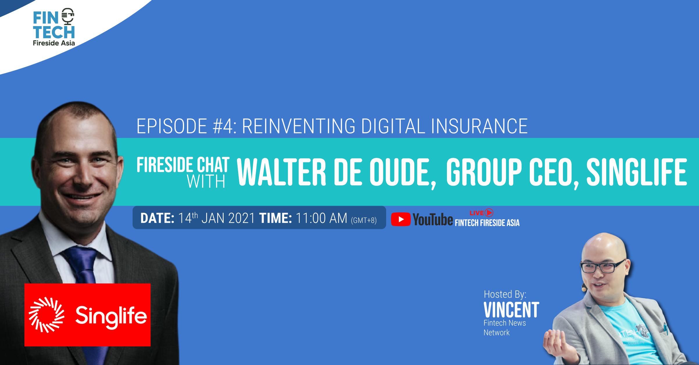 Ep #4: Reinventing Digital Insurance