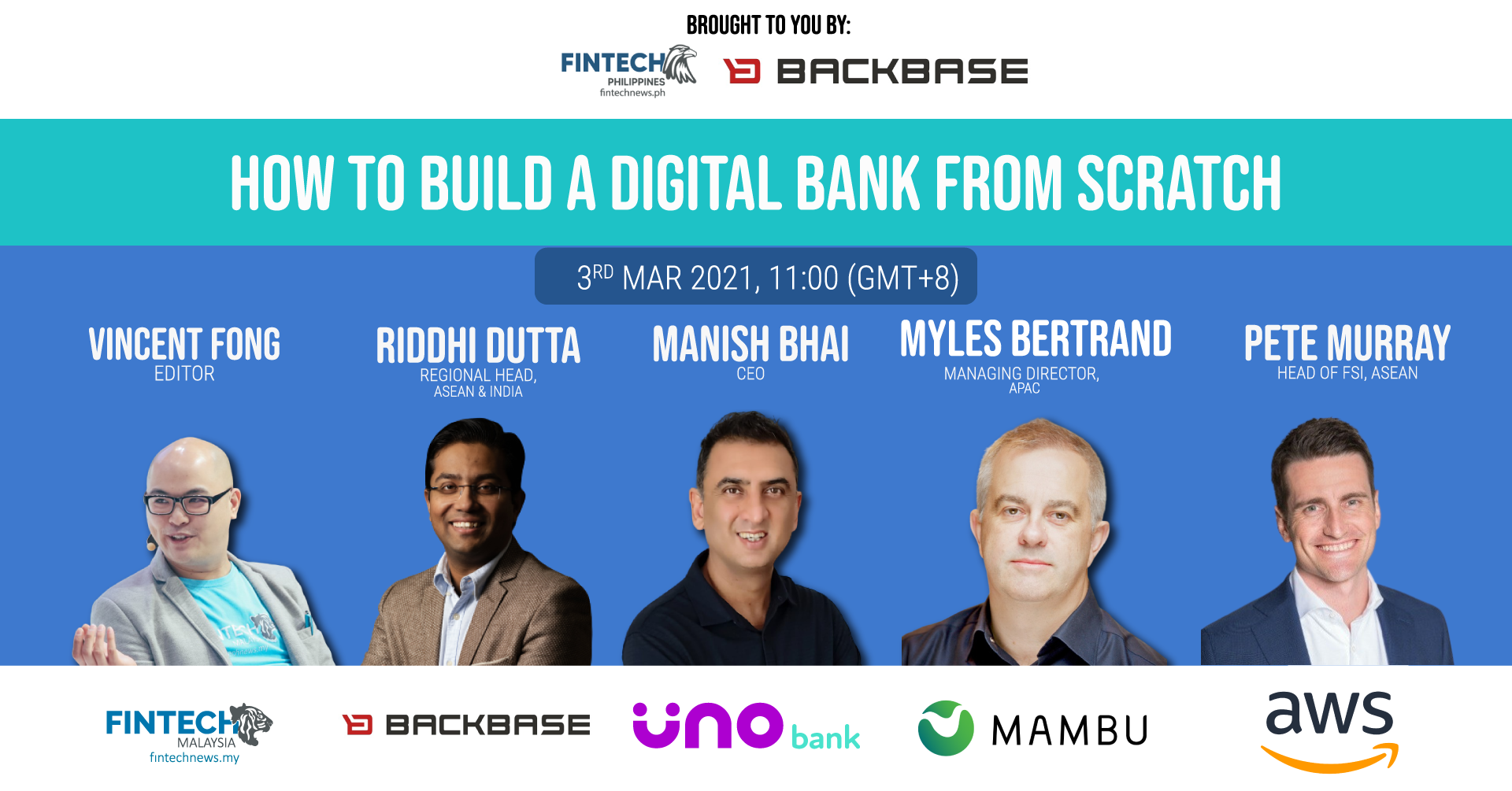 How to Build a Digital Bank from Scratch