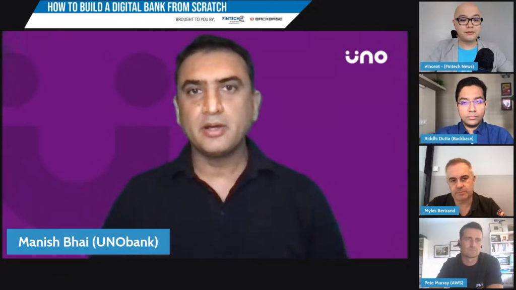 Manish Bhai, CEO of UNOBank