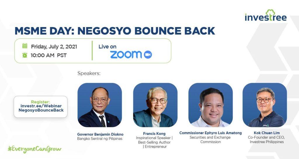 MSME Day Negosyo Bounce Back