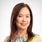 Mary Joyce S. Gonzales, Executive Vice-President and Retail Banking Center Head of UnionBank